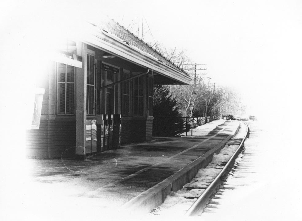 Montclair train station